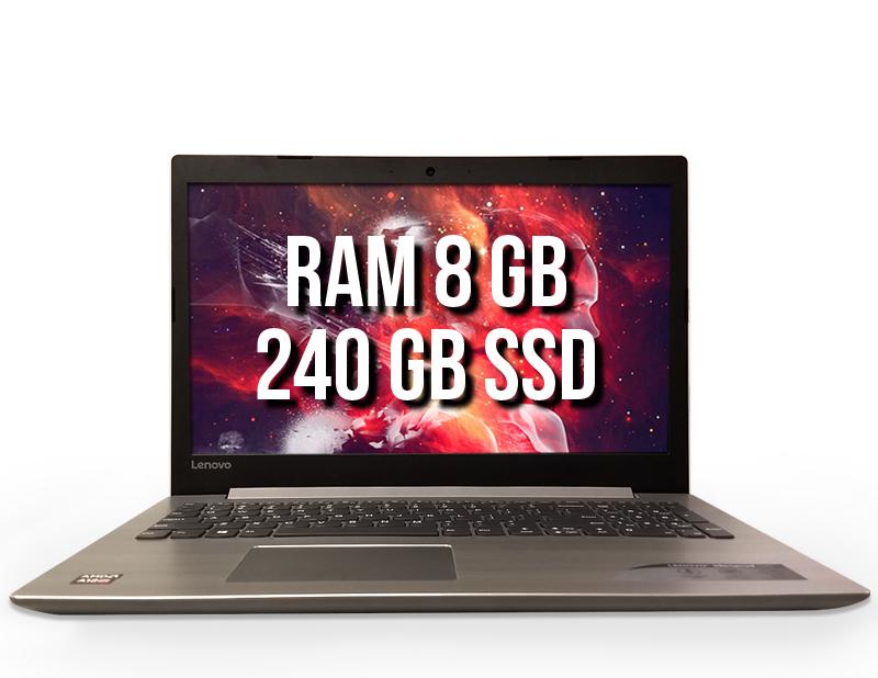 LENOVO 320-15ABR AMD SSD240