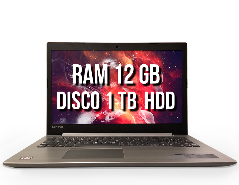 LENOVO 320-15ABR AMD 12gb