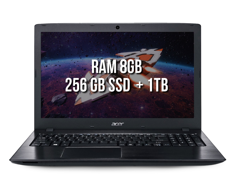 Kit 1805 Acer E5-576G-5762 (8Gb +1Tb)